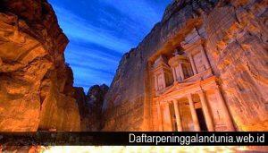 Mengenal Sejarah Kota Antik Petra Dari Jordan