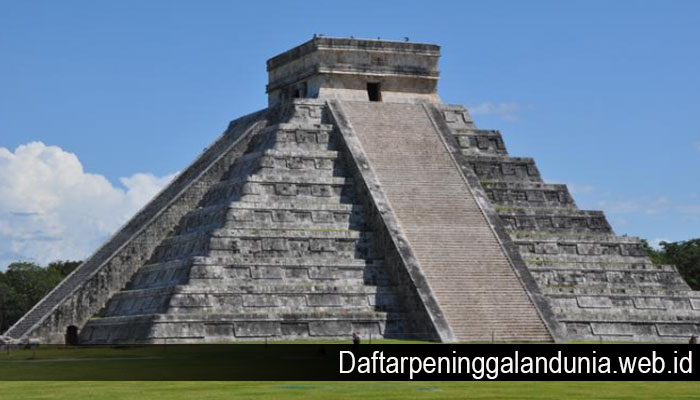 Sejarah Dari Chichen Itza Mexico dari Masa ke Masa
