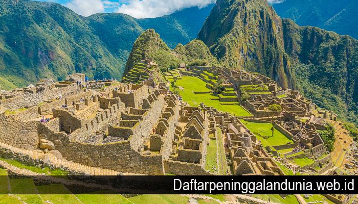 Sejarah Dari Machu Picchu Peru