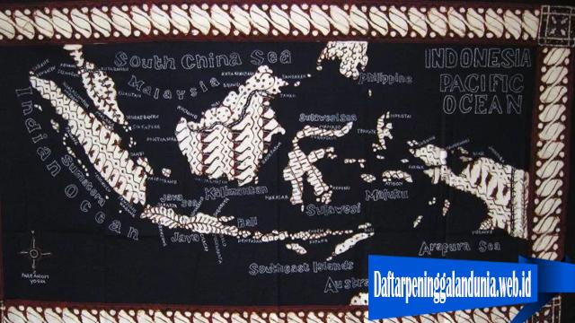 Sejarah Batik Di Indonesia