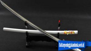Sejarah Pedang Katana