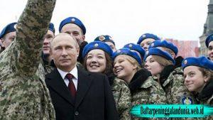 Kehebatan Rusia Yang Perna Hindari Perang