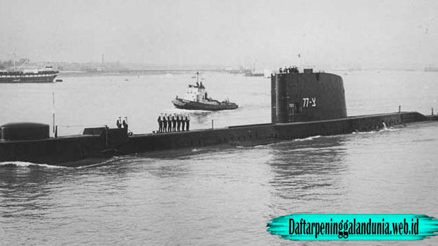 Nasib Tragis Kapal Selam Soviet