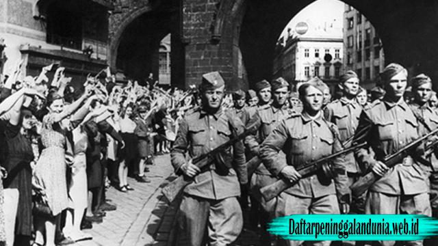 Sejarah Perang Patriotik Raya