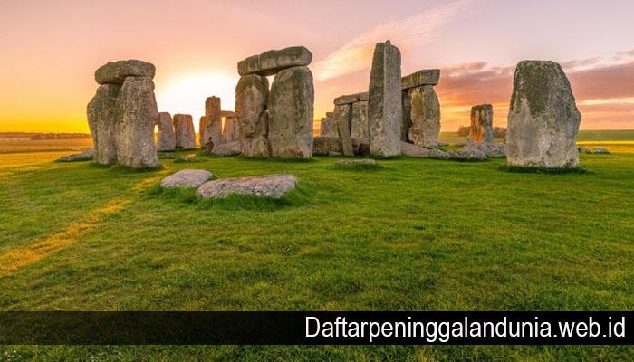Fakta Mengenai Sejarah Batu Stonehenge