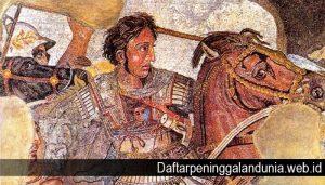 Penyakit yang Dialami Alexander Agung Jelang Kematiannya
