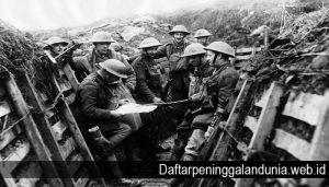 Penyebab Terjadinya Perang Dunia 1 Berdasarkan Fakta Sejarah yang Ada