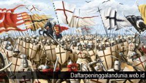 Sejarah Singkat Perang Salib Singkat dari Awal Hingga Akhir