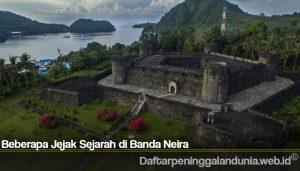 Beberapa Jejak Sejarah di Banda Neira