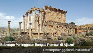 Beberapa Peninggalan Bangsa Romawi di Aljazair
