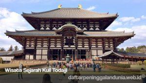 Wisata Sejarah Kuil Todaiji