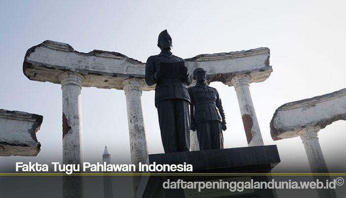 Fakta Tugu Pahlawan Indonesia