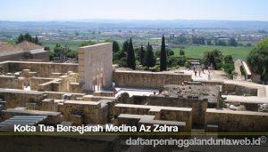 Kota Tua Bersejarah Medina Az Zahra