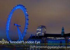 Bianglala Terindah London Eye