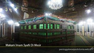 Makam Imam Syafii Di Mesir