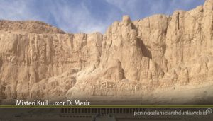 Misteri Kuil Luxor Di Mesir