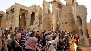 Kapel Sekhmet, Kompleks Kuil Karnak, Luxor