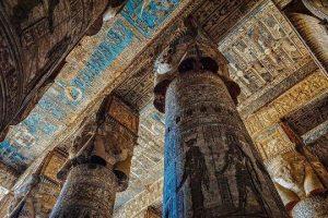 Kuil Hathor, Kuil Dendera, Qena