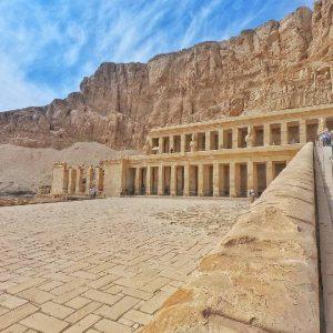 Kuil Hatshepsut, Necropolis Theban, Deir el-Bahri